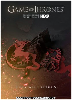 Game of Thrones S04E03 HDTV Dublado RMVB + AVI + 720p 1080 (Dual Áudio)