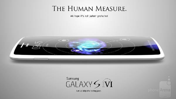 galaxy s6 concept