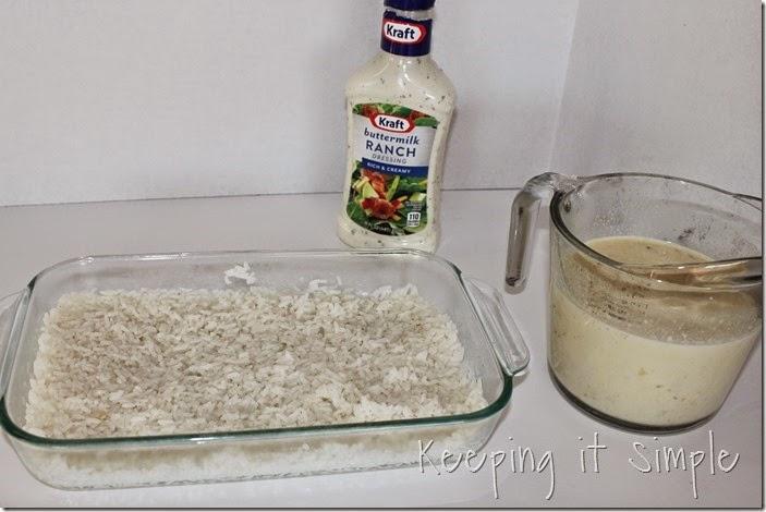 #ad Stove-top-and-rice-chicken-casserole #TasteTheSeason (4)