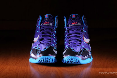 nike lebron 11 gr summit lake hornets 8 01 Release Reminder: LeBron 11 Hornets Buzz In Tomorrow