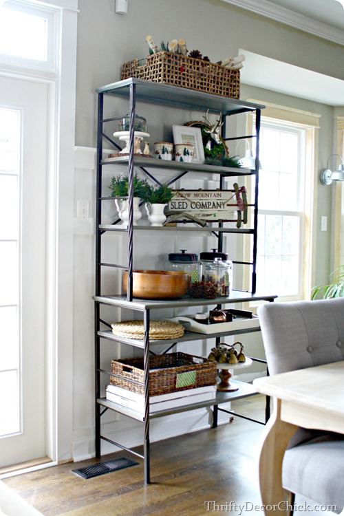 kitchen etagere