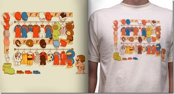 Camiseta para Gamers (1)