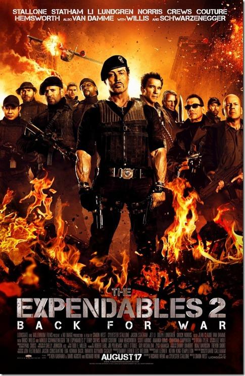 ดูหนัง The Expendables 2 โครตคนทีมมหากาฬ ภาค 2[HD Master]