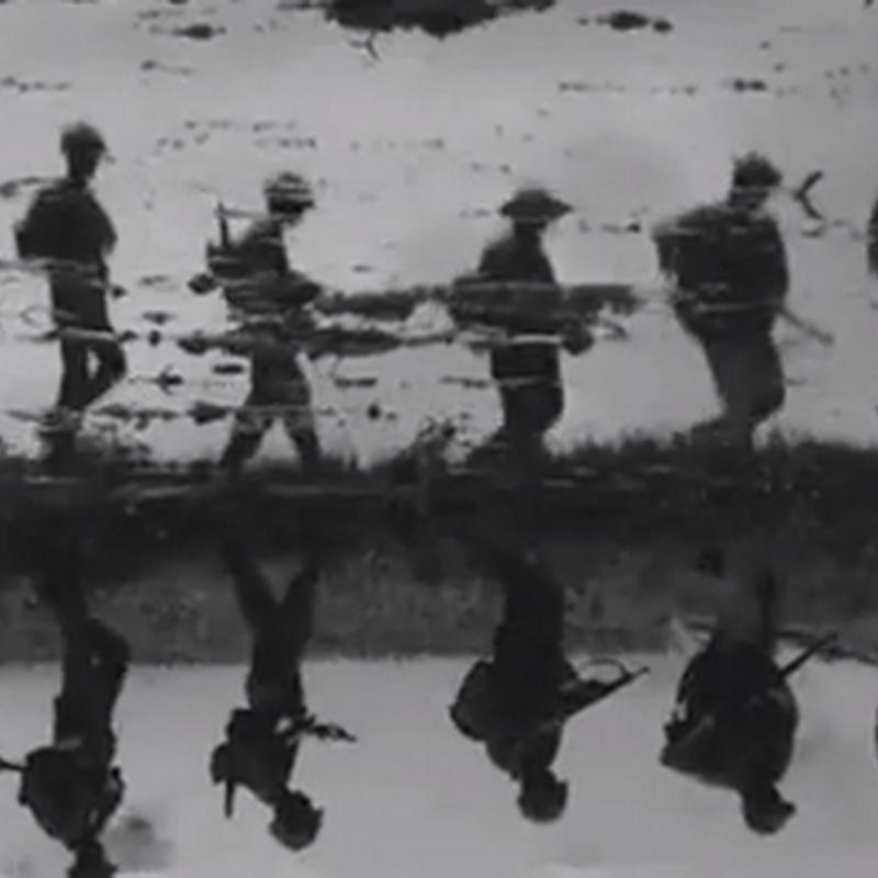 Leica renace su experiencia bélica