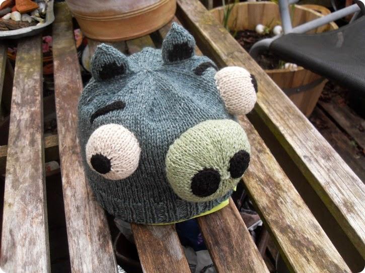 En grøn gris