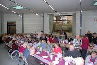 2010 - Repas du Club de l'Amitié et du Comité des Fêtes