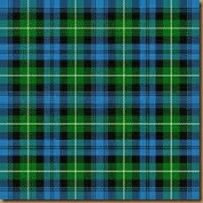 Clan Wallace tartan - 2