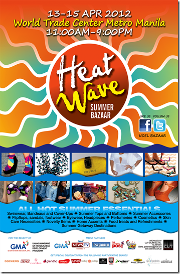 heat wave bazaar