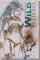 P00025 - Luis Royo - Wild Sketches II.howtoarsenio.blogspot.com