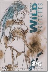 P00025 - Luis Royo - Wild Sketches II.howtoarsenio.blogspot.com