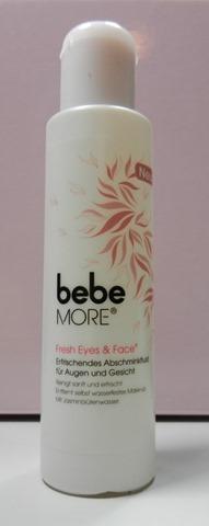bebe More Fresh Eyes & Face