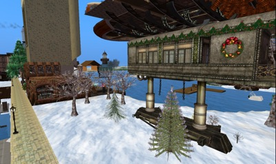 Christmas on Aether Isle 001