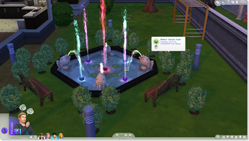 sims 4 how to graft