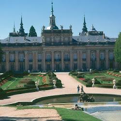 42..- La Granja de San Ildefonso (Segovia). Juvara y Sachetti