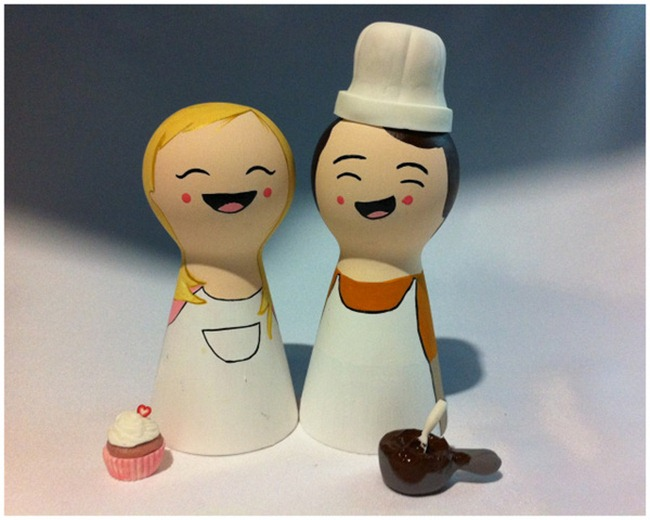 Decoraçao casamento personalizado - 02