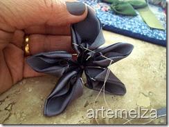 Шить - двойной цветок-031