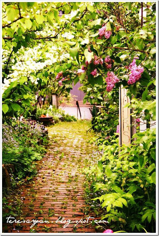 secret garden maine