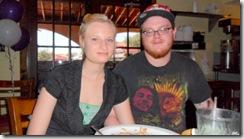 Michelle& Cory. Grad.2011