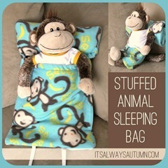 stuffed animal sleeping bag tutorial[7]