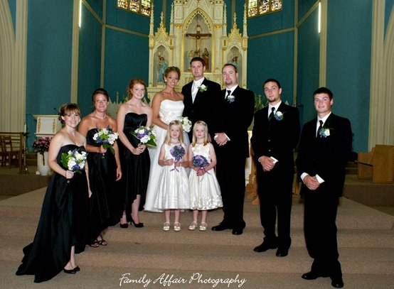 17_Holy Rosary Church Wedding_Tacoma_Photography