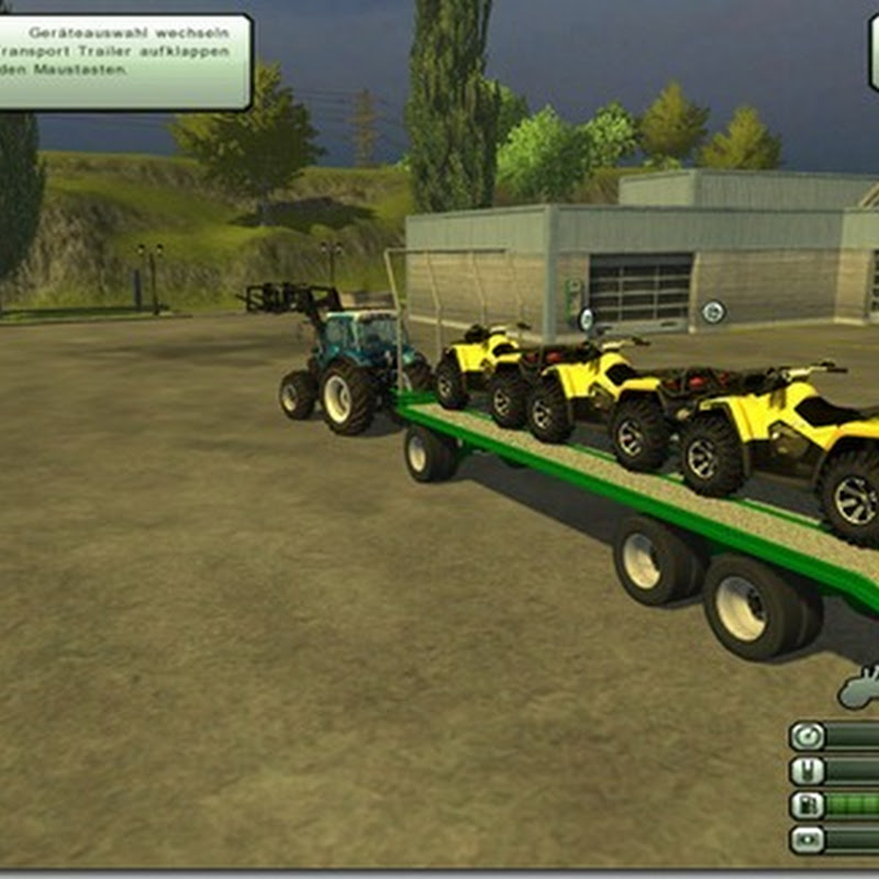 Farming simulator 2013 - Transport Trailer