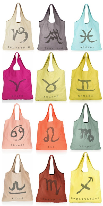 Missoni Horoscope bags