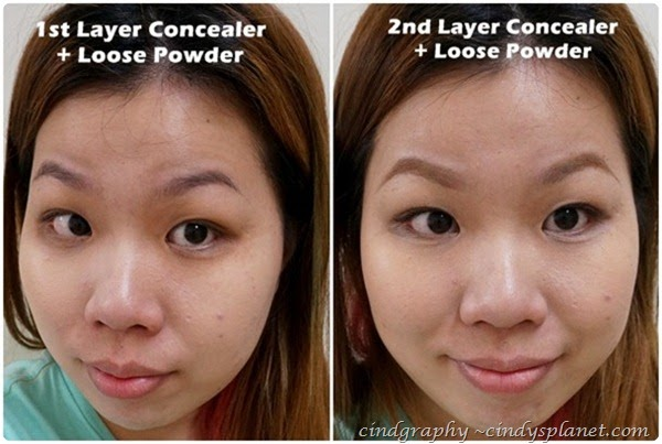 Maybeline Concealer review
