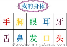Theme Mat - Chinese