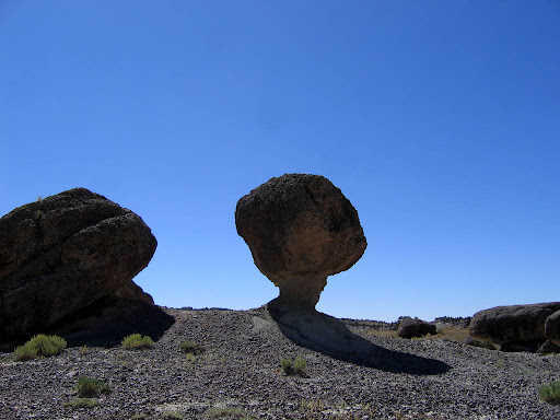 Another balanced rock