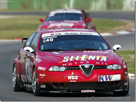 Alfa Romeo 156 GTA Autodelta (2003)2