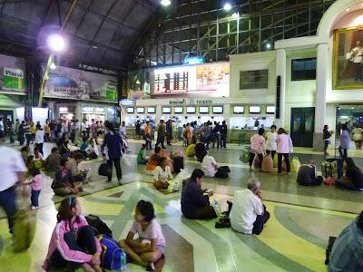 Gara din Bangkok