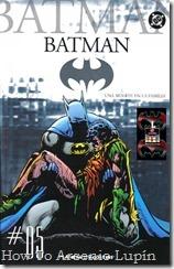 P00005 - Coleccionable Batman #5 (de 40)