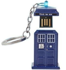 Doctor Who USB flash drive