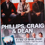 Phillips Craig & Dean - WBFJ Studio - 3-14-12