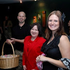 Ashley Erickson, Shirley Huestis, and Scott Erickson