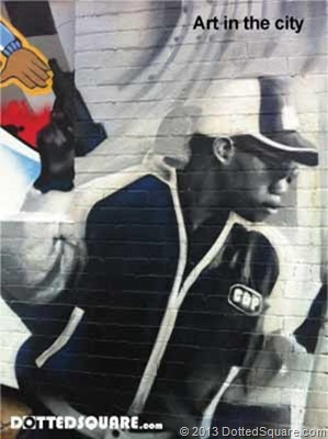 Urban art in Melbourne
