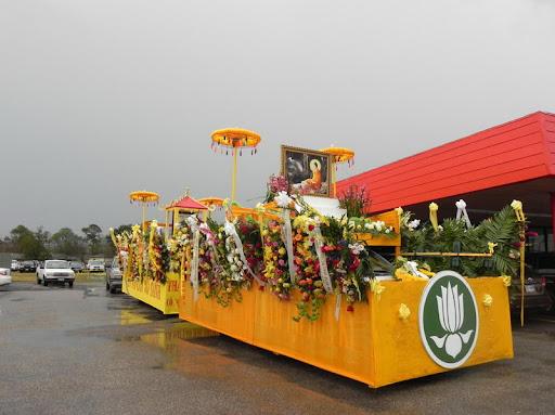 Tang lễ Cố Đại Lão Hòa Thượng Thích Hộ Giác: Cung tiển kim quan