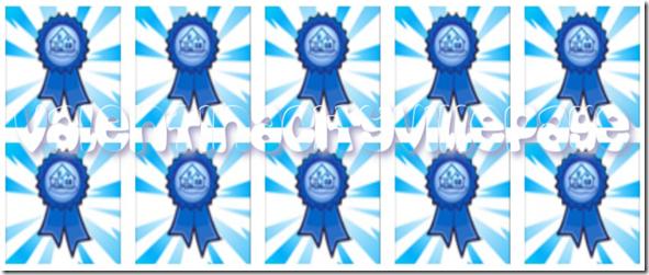 5 medaglie delle res