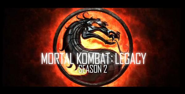GetOverHere For A Sneak Peek At MORTAL KOMBAT LEGACY  SEASON 2Mortal Kombat Legacy Season 2 Poster