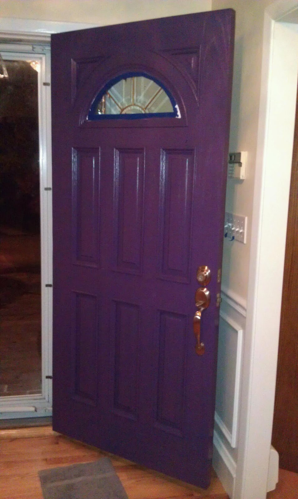 Rhody Life Diy Painted Front Door