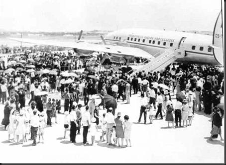 Inauguração do Aeroporto de Faro (11 Julho) (1)