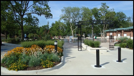 Ernest Lawrence Plaza 1
