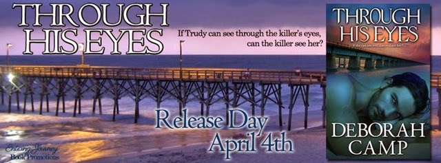 Through His Eyes Release Day Banner