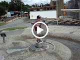 Video: more waterworks at the Areal Gutova playground