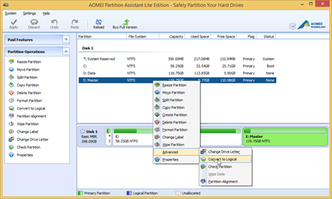 SnapCrab_AOMEI Partition Assistant Lite Edition - Safely Partition Your Hard Drives_2014-2-27_12-11-26_No-00