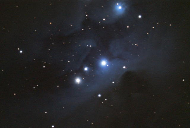 NGC 1977 the running man