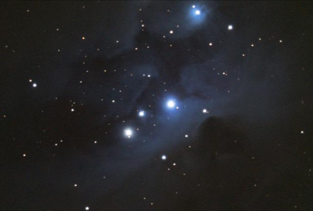 NGC 1977 the running man