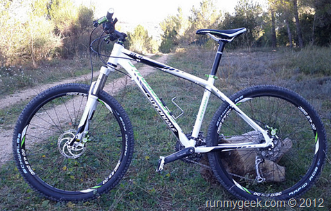 Cannondale Trail SL4 2012