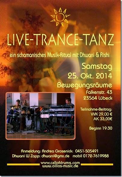 Poster TranceDance Lübeck 2014_2