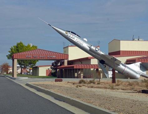 Test Pilot School